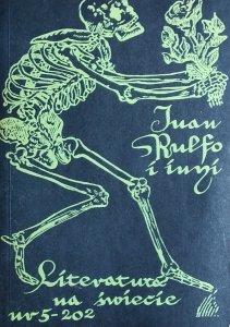 Literatura na świecie 5/1988 • Joan Rulfo, Octavio Paz, TS Eliot