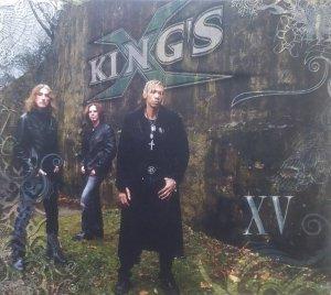 King's X • XV • CD