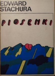 Edward Stachura • Piosenki [Jan Sawka]