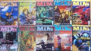 Magia i Miecz. Magazyn fabularnych gier wyobraźni rocznik 2001