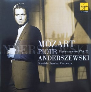 Piotr Anderszewski • Mozart. Piano concertos 17 & 20 • CD