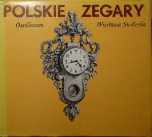 Wiesława Siedlecka • Polskie zegary