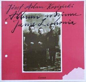 Józef Adam Kosiński • Album rodzinne Jana Lechonia