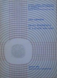 Jerzy Jarowiecki • Prasa podziemna w latach 1939-1945