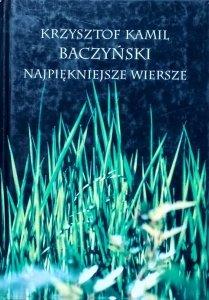 Krzysztof Kamil Baczyński • Najpiękniejsze wiersze