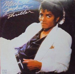 Michael Jackson • Thriller • LP