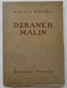 Maryla Wolska • Dzbanek malin [1929]