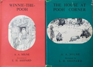 A.A. Milne • Winnie The Pooh. The House at Pooh Corner
