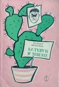 Bogdan Brzeziński • Satyryk w terenie