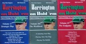 Dan Harrington, Bill Robertie • Harrington on Hold'em [poker] [komplet]