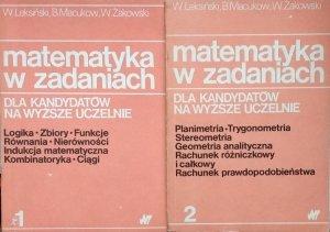 Wacław Leksiński • Matematyka w zadaniach