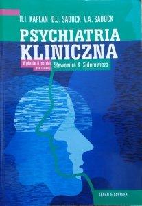 Kaplan, Sadock, Sadock • Psychiatria kliniczna