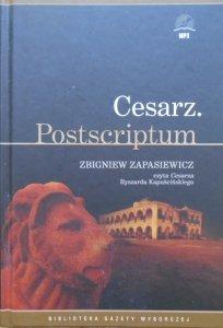 Ryszard Kapuściński • Cesarz. Postscriptum czyta Zbigniew Zapasiewicz [audiobook]