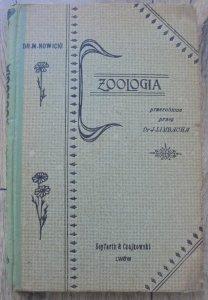 Dr. M. Nowicki • Zoologia dla niższych klas szkół średnich [1903]