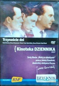 Roger Donaldson • Trzynaście dni • DVD