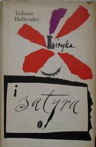 Tadeusz Hollender • Liryka i satyra [Zofia Darowska]