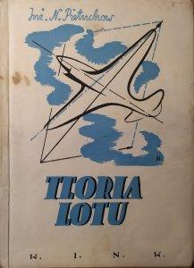Inż. kpt. N. Pietuchow • Teoria lotu