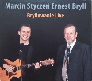 Marcin Styczeń, Ernest Bryll • Bryllowanie Live • CD+DVD