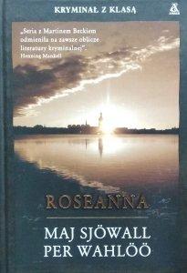 Per Wahloo, Maj Sjowallo • Roseanna