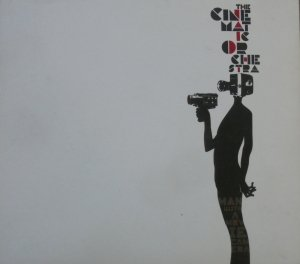 The Cinematic Orchestra • Man with a Movie Camera • CD