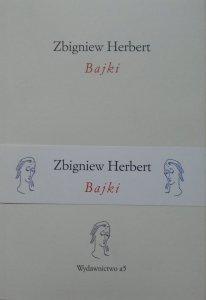 Zbigniew Herbert • Bajki