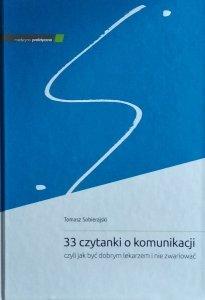 Tomasz Sobierajski • 33 czytanki o komunikacji