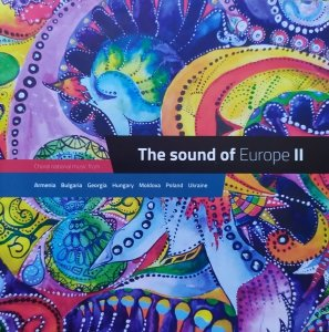 The Sound of Europe II • Choral National Music • CD