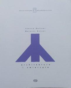 Joanna Gellner, Mateusz Boczor • Architektura i zwierzęta