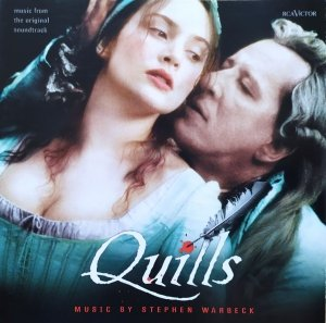 Stephen Warreck • Quills. Music from the Original Soundtrack • CD