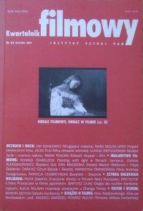 Kwartalnik filmowy 65/2009 • Obraz filmowy, obraz w filmie [kino japońskie, Kurosawa]