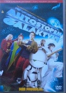 Garth Jennings • Autostopem przez galaktykę • DVD
