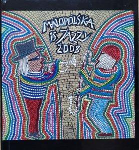 różni wykonawcy • Małopolska is Jazzy 2008 • CD