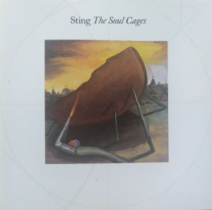 Sting • The Soul Cages • CD