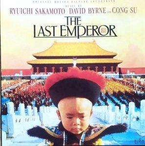 Ryuichi Sakamoto, David Byrne, Cong Su • The Last Emperor • CD