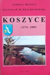 Andrzej Bienias, Stanisław Przybyszewski • Koszyce 1374-2001