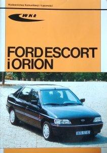 Krzysztof Wiśniewski • Ford Escort i Orion ?