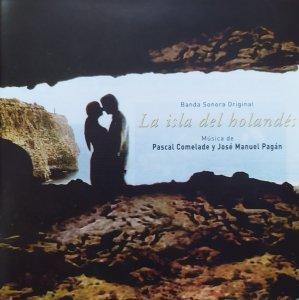 Pascal Comelade, José Manuel Pagán • La isla del holandes • CD