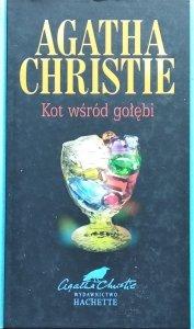 Agata Christie • Kot wśród gołębi