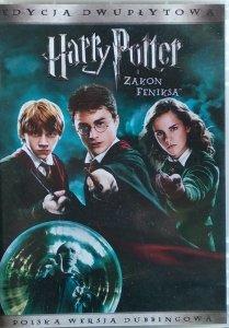 David Yates • Harry Potter i Zakon Feniksa • DVD