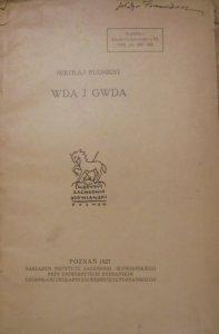 Mikołaj Rudnicki • Wda i Gwda