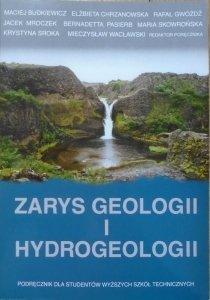red. Mieczysław Wacławski • Zarys geologii i hydrogeologii