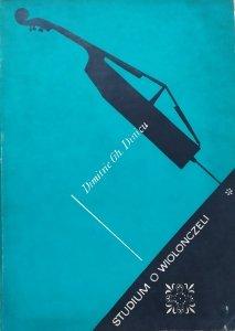 Dimitrie Gh. Dinicu • Studium o wiolonczeli