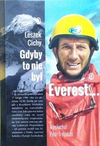 Leszek Cichy • Gdyby to nie był Everest