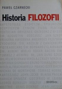 Paweł Czarnecki • Historia filozofii