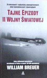 William Breuer • Tajne epizody II Wojny Światowej