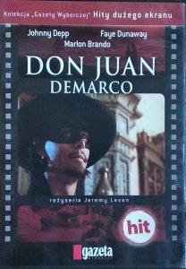 Jeremy Leven • Don Juan DeMarco • DVD
