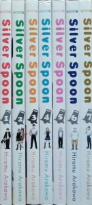 Hiromu Arakawa • Silver Spoon [komplet]