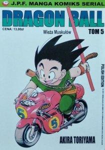Akira Toriyama • Dragon Ball [Tom 5]