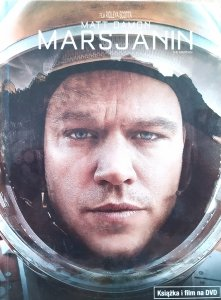 Ridley Scott • Marsjanin • DVD