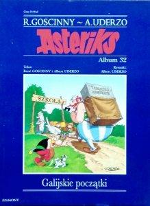Gościnny, Uderzo • Asterix. Galijskie początki - album 32